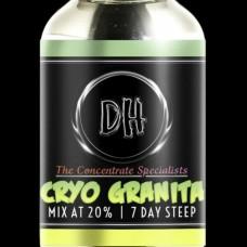 Cryo Granita Hack Shot by Drip Hacks- 250ml