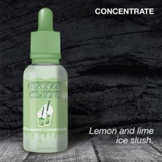 Green Slush Dripping Range Flavour Concentrate by Eco Vape
