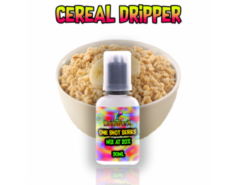 Cereal Dripper Flavour Concentrate by DripworX