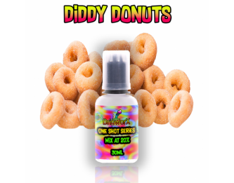Diddy Donuts Flavour Concentrate by DripworX