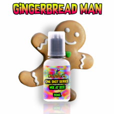 Gingerbread Man Flavour Concentrate by DripworX
