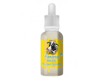 Banana Milkshake Flavour Concentrate by Eco-Vape