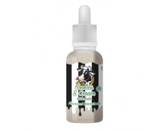 Cookies and Cream Milkshake Flavour Concentrate by Eco-Vape