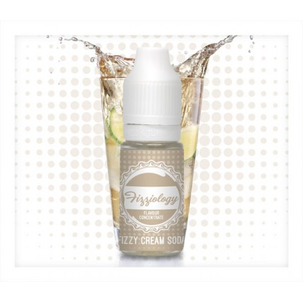 Fizzy Cream Soda Flavour Concentrate by Fizziology