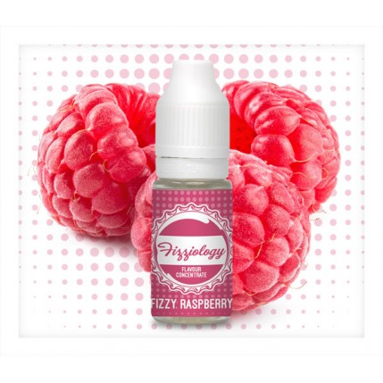 Fizzy Raspberry Flavour Concentrate by Fizziology