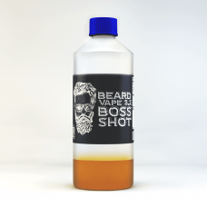 Beard Vape No. 3.2 Boss Shot by Flavour Boss - 250ml