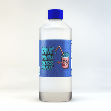Blue Slush Boss Shot by Flavour Boss - 250ml