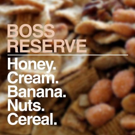 Boss Reserve Boss Shot by Flavour Boss - 250ml