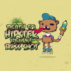 Death to Hipster Bears Boss Shot by Flavour Boss - 250ml