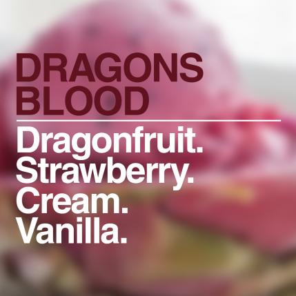 Dragons Blood Boss Shot by Flavour Boss - 250ml