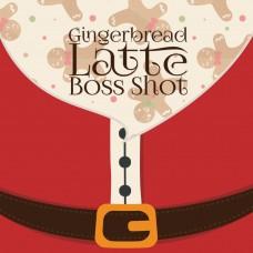 Gingerbread Latte Boss Shot by Flavour Boss - 250ml