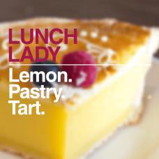 Lunch Ladies Lemon Tart Boss Shot by Flavour Boss - 250ml
