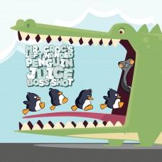 Mr. Croc's Left Handed Penguin Juice Boss Shot by Flavour Boss - 250ml