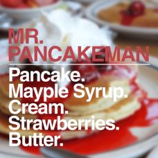 Mr. Pancake Man Boss Shot by Flavour Boss - 250ml