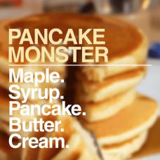 Pancake Monster Boss Shot by Flavour Boss - 250ml