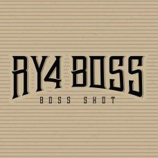 RY4 Boss Shot by Flavour Boss - 250ml