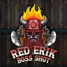 Red Erik Boss Shot by Flavour Boss - 250ml