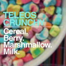 Teleos Crunchy Boss Shot by Flavour Boss - 250ml