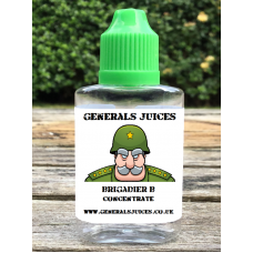 Brigadier B Flavour Concentrate by Generals Juices