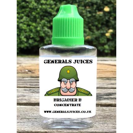 Brigadier B Flavour Concentrate by Generals Juices
