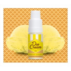 Lemon Sorbet Flavour Concentrate by Ice Cream Social