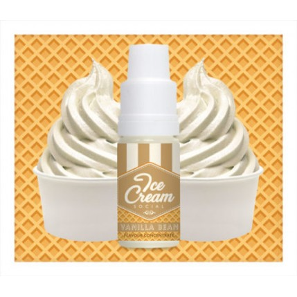 Vanilla Bean Flavour Concentrate by Ice Cream Social