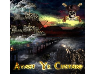 Avast Ye Custard Flavour Concentrate by Isle of Custard