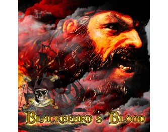 Blackbeard's Blood Flavour Concentrate by Isle of Custard