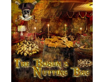 Bosun's Nutting Bag Flavour Concentrate by Isle of Custard