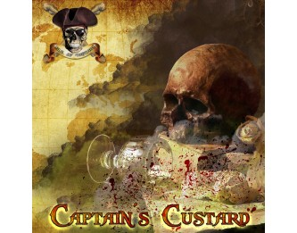 Captain's Custard Flavour Concentrate by Isle of Custard