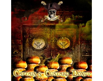 Captain's Custard Doughnut Flavour Concentrate by Isle of Custard