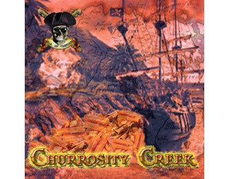 Churrosity Creek Flavour Concentrate by Isle of Custard