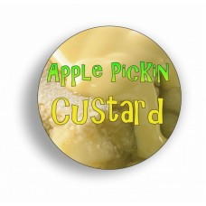 Apple Pickin Custard Shekem Shekit by Juice Cabin - 250ml