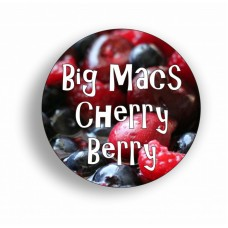 Big Macs Cherry Berry Shekem Shekit by Juice Cabin - 250ml