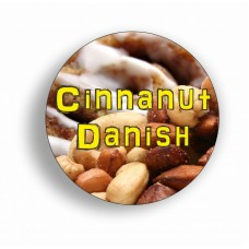 Cinnanut Danish Shekem Shekit by Juice Cabin - 250ml