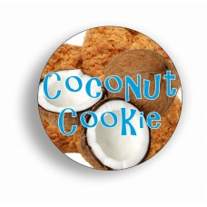 Coconut Cookie Shekem Shekit by Juice Cabin - 250ml