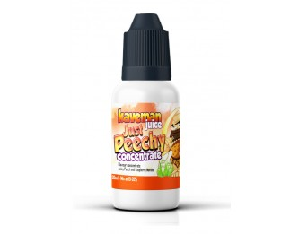 Just Peechy Flavour Concentrate by Kaveman Juice