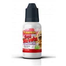 Supa Strawbz Flavour Concentrate by Kaveman Juice