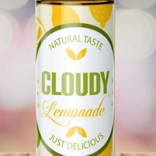 Cloudy Lemonade Shottle Flavour Shot by Kernow - 250ml