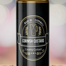 Cornish Custard Shottle Flavour Shot by Kernow - 250ml