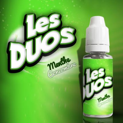 Menthe Cocombre Flavour Concentrate by Les Duos
