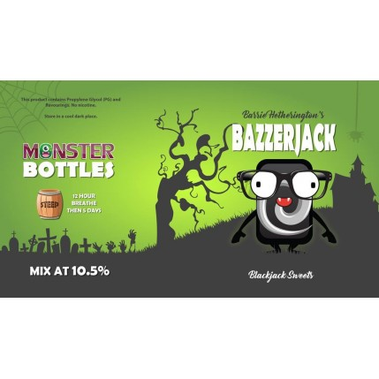 Bazzerjack Monster Shot by Monster Flavours