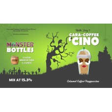 Cara-Coffee 'Cino Monster Shot by Monster Flavours -250ml