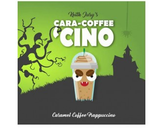 Cara-Coffee 'Cino Flavour Concentrate by Monster Flavours