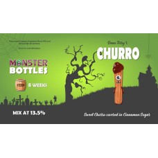 Churro Monster Shot by Monster Flavours