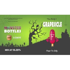 Grapesicle Monster Shot by Monster Flavours - 250ml
