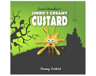 Jimbo's Creamy Custard Flavour Concentrate by Monster Flavours