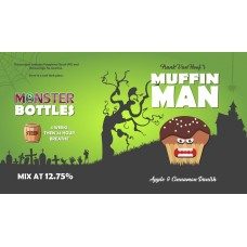 Muffin Man Monster Shot by Monster Flavours - 250ml