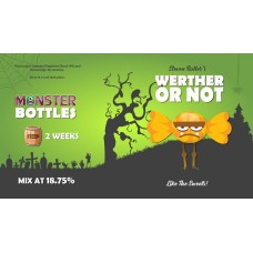 Werther or Not Monster Shot by Monster Flavours - 250ml