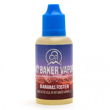 Bananas Foster Flavour Concentrate by Mt. Baker Vapor